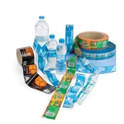SS Poly Mech Industries: BOPP Wrap Around Labels