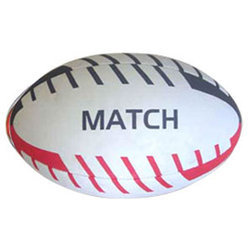 Rugby Ball Match Union 3 Ply