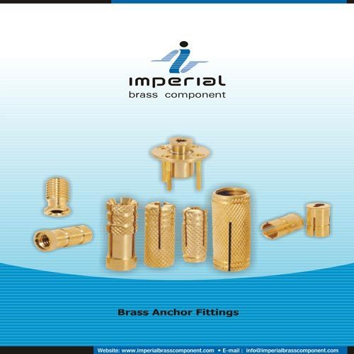 Brass Anchor Fittings