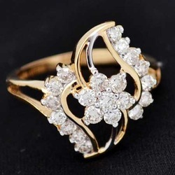 Ladies Diamond Rings View Specifications Details Of Diamond
