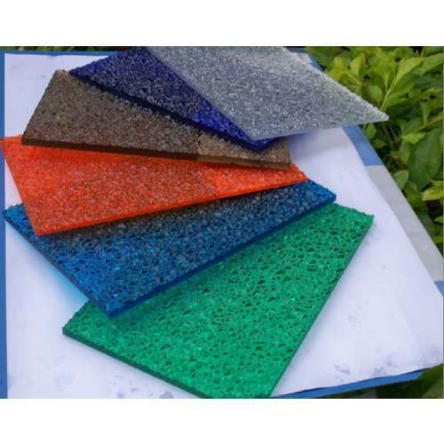 Coloured Polycarbonate Sheet at Rs 70 /square feet | Polycarbonate ...