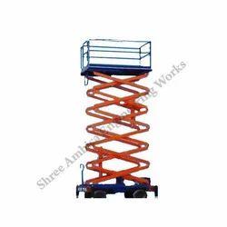 Scissor Hydraulic Lift Table