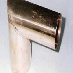 Copper Fabricated Bend Service