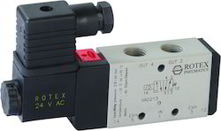 5 Port Spool Type Single Solenoid Valve