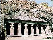 Central India Caves/Temples 01