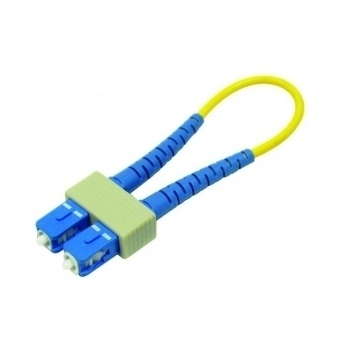Fiber Optic Loopback Lc Fiber Optic Loopback Cable