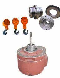 Electric Hoists Spare Parts Services