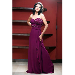 22c02223ec Fancy Party Wear Dress - View Specifications & Details of Women ...