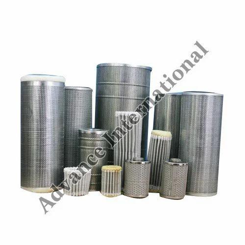 10 Micron Filter Inlet//Outlet Filter 31.8 CFM F 1//2 NPT