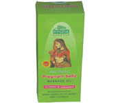Pregnant Belly Massage Oil
