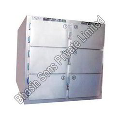 Mortuary Cabinet For 6 Body