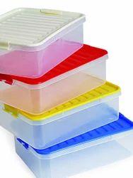 Transparent Plastic Boxes