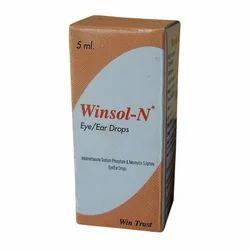 Winsol N Eye Drop