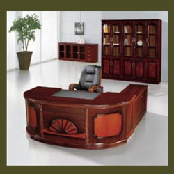 Office Table Wooden Office Furniture Exporter from Kartarpur