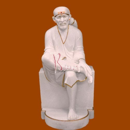 Marble Saibaba Statue Marble Sai Baba Statue Exporter