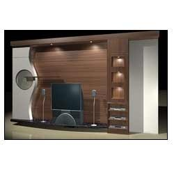 wooden wall unit - wooden party wall unit manufacturer from faridabad