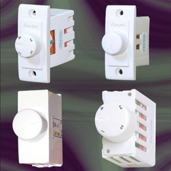White Electronic Dimmer