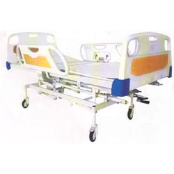 Hi-Lo Intensive Care Bed With Swing Type Imported Railing