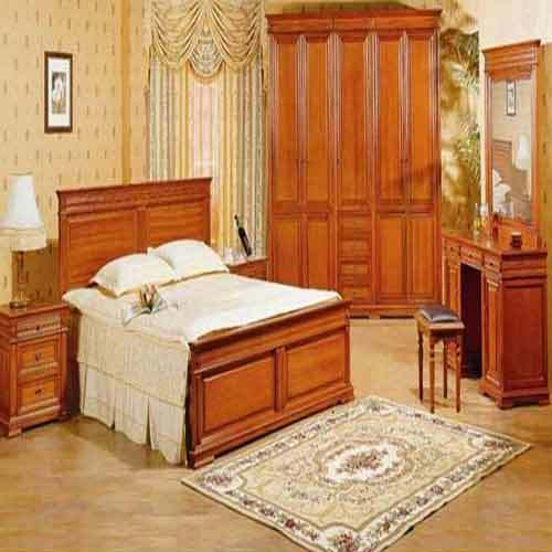 Wooden Furniture Wooden Bed Manufacturer from Pune