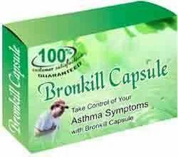 Bronchial Asthma treatment - Bronkill Capsule