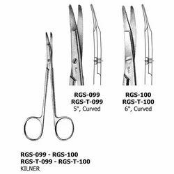 Kilner 5 Curved RGS Medical Instruments