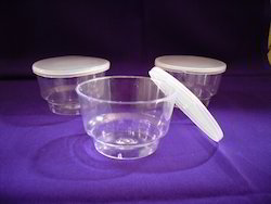 Plastic Dessert Bowl
