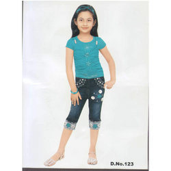 Denim Capri Manufacturers, Suppliers & Exporters