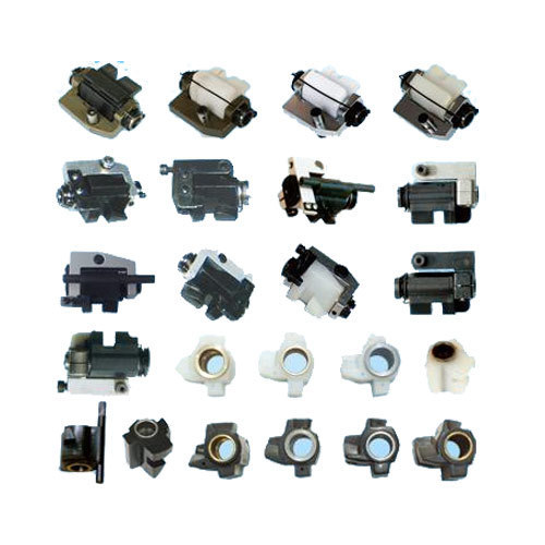 Single Electronic Spare Parts,Material Used : HDPE, Iron