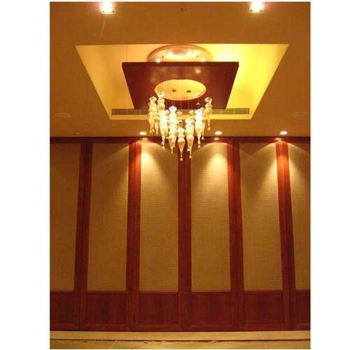 Banquet Fabric Paneling