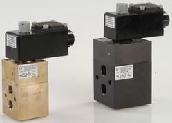 3 Port Pilot Operated Universal Solenoid Valve