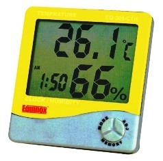 Thermo Hygro Meters