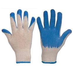 Free Size Coated Hand Gloves