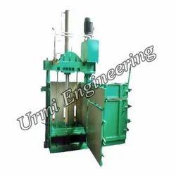 Automatic Waste Paper Baling Press Machine