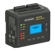 Safety Controller With Ethernet