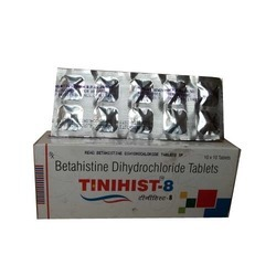 Betahistine Dihydrohloride Tablets