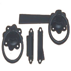 Iron Gate Latches