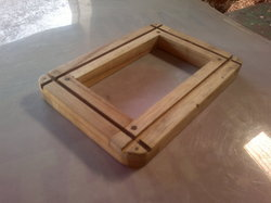 screen printing wood frame