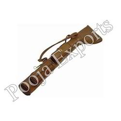 Pooja Exports Brown Leather Golf Bags