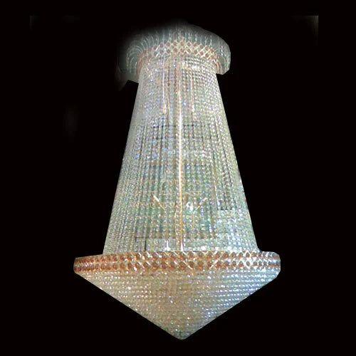 40 Lamp Crystal Chandelier, Lantern, Chandeliers & Hanging Lamps ...