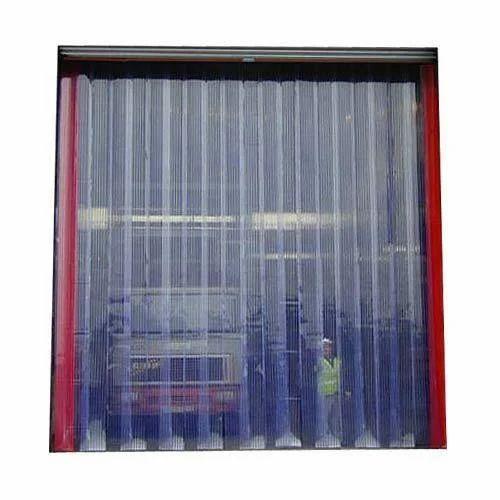 PVC Strip Curtains / Doors