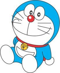 Doraemon Cartoon Tattoo