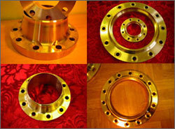 Nickel & Copper Alloys Flange