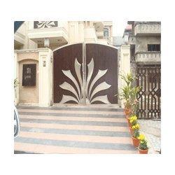 Modern Entrance Gate Design - View Specifications & Details of ...