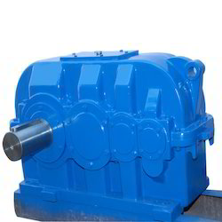 Helical Gearbox - Helical Crane Gearbox (300/3) Exporter from Ahmedabad