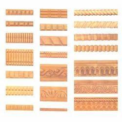 Moulding Woods Decorative Wood Moulding Manufacturer from Delhi