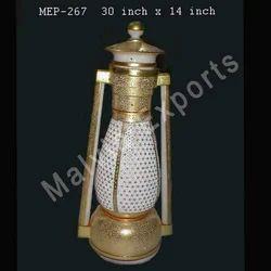 Hanging Marble Lantern