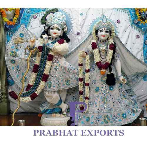 iskcon radha krishna statue view specifications details by