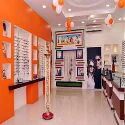 Designing for Optical Showroom