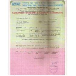 NSIC Certificates