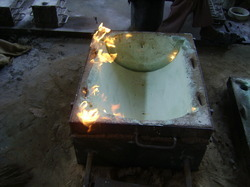 Aluminium Bronze Casting Production Process